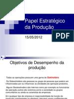 Papel Estratégico PCP