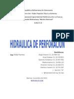 Hidraulica De Perforacion.