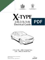 X-Type 2002 Elec Guide