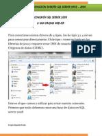 CONEXIÓN SQL SERVER 2008-JSP