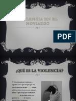 Violencia en El Noviazgo PRESENTACION