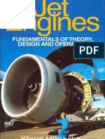 Jet Engines-Fundamentals of Theory, Design and Operation