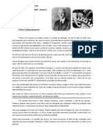 Relatorio Sobre Henry Ford e Filme Tempos Modernos