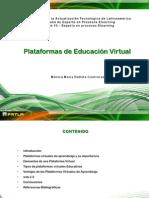Plataformas de Educación Virtual