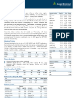 Market Outlook 310512