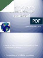 Caminhos para o desenvolvimento sustentável_Doutorado_Ignacy Sachs