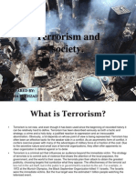 Terrorism And