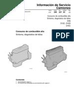 A. is.20. Consumo de Combustible Alto. Edicion 3