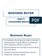 Business Buyer Unit 5