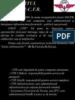 Transportul Feroviar CFR