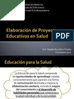 Educación para la Salud-internas2012