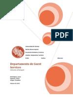 Guest Service Informe Final