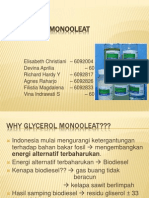 Glycerol Monooleat Baru-ce Eli