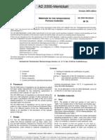 AD 2000-Merkblatt W 10 Englisch Vom 10-2003