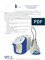 EON One With Diluter by Vital Diagnostics