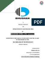 Bsl Report