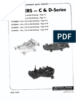 Wheel Horse Mower Parts Manual