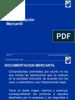 Documentos Mercantiles (I)