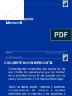 Documentos Mercantiles (I)