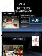 Sbk3023 Food Science and Nutrition