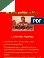 Sistema político chino
