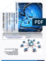 Laporan 8 - Kombinasi DHCP, DNS Dan Wireless