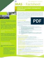 EMAS2to3 EU FactSheet 2010