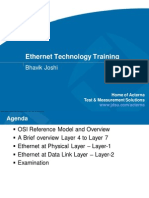 Ethernet Technology Training