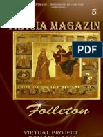 Foileton-Tracia Magazin - Nr5