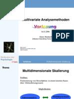 Multivariate-MDS