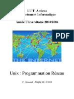 Cours - Programmation Reseau