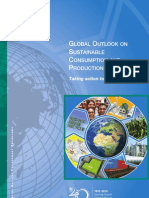 Global Outlook on Sustainable Consumption and Production Policies