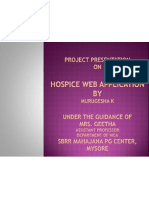 Hospice Web Application New