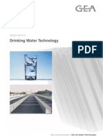 GB GEA-2H Application Drinking Water