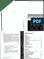 Major Hans von Dach Gefechtstechnik Band 4