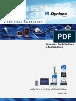 Dynisco controlador