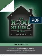 Home Studio Series Vol3