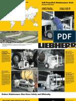 Diesel Engine Hydraulically Driven Rear Wheel Manual Lever