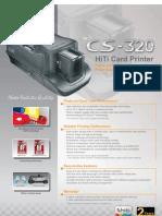 Brochure HiTi Cs320