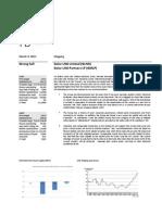 Pandora´s Box Research Sell GLNG GMLP