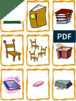 School Objects 1 1