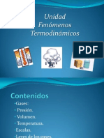 Fenomenos Termodinamicos Fisica General