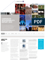 Alcatel-Lucent Corporate Responsibility Report 2011