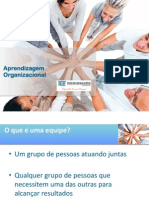 Aprendizagem Organizacional - Treinamento