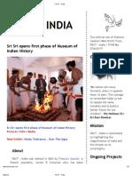 Fact - India