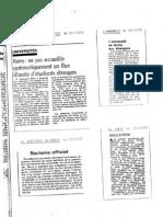 Revue de presse étudiants étrangers 1978