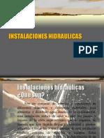 INSTALACIONES_HIDRAULICAS