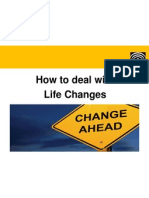 Dealing With Life Changes