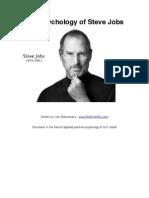 The Psychology of SteveJobs