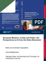 Gulen Edited Book Overview